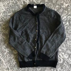 Jcrew Tweed Sweater